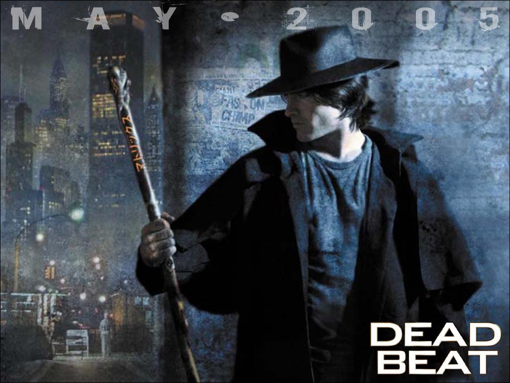 Dead Beat cover art is in! | Jim Butcher