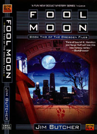 Dresden Files: Fool Moon