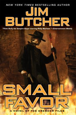 SMALL FAVOR Jim Butcher
