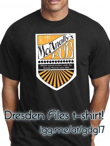 McAnally's Pub Shirt