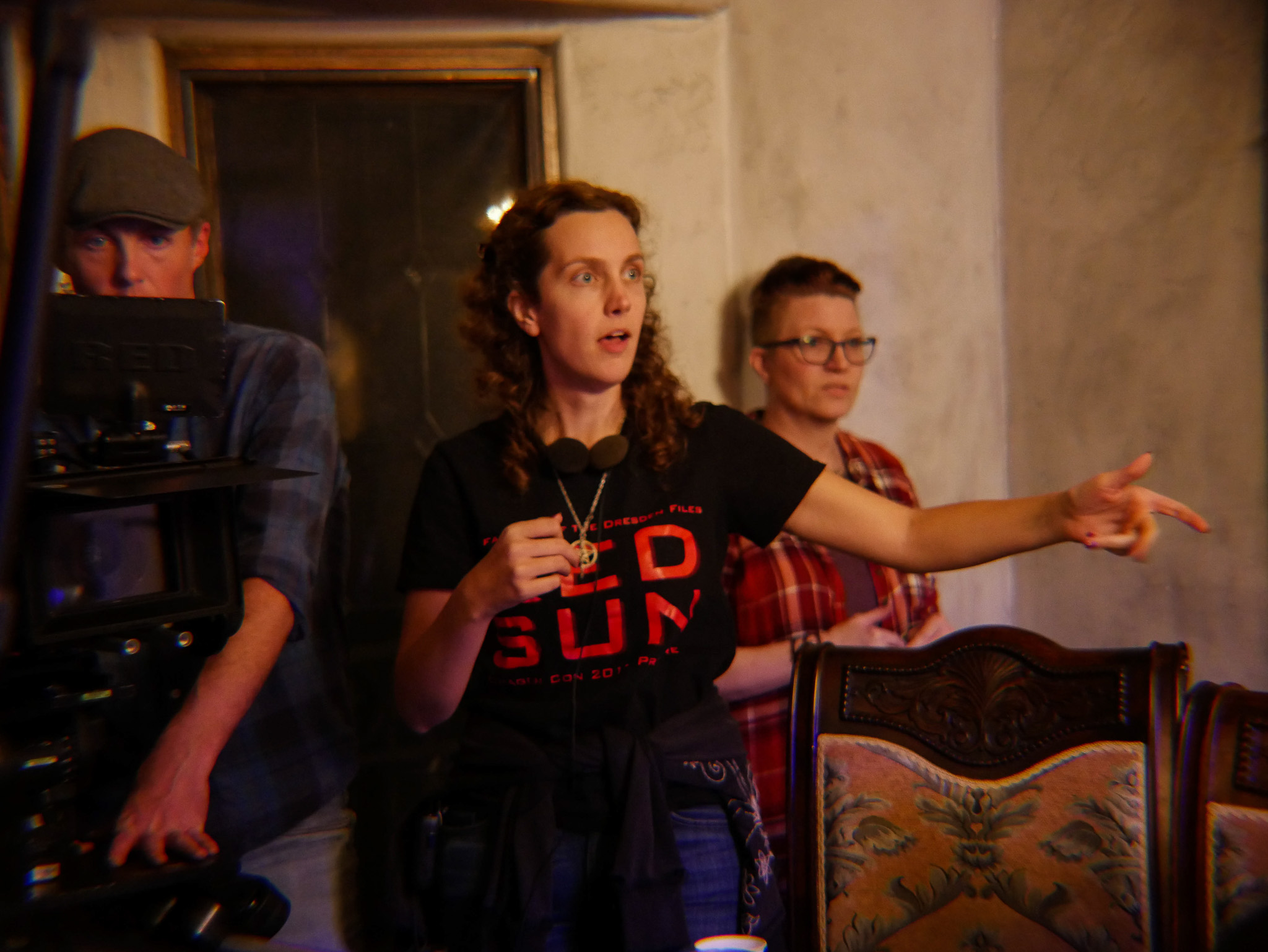 Filmmaker and superfan Priscilla Spencer directs the Peace Talks trailer