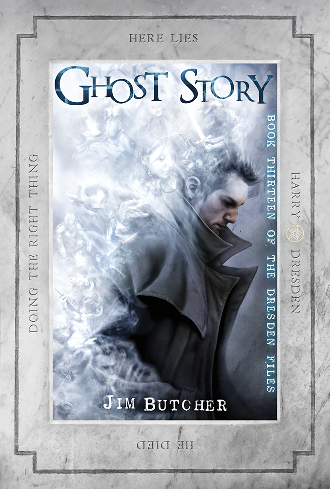 Vincent Chong cover for Ghost Story