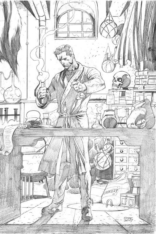 Harry's Lab by Ardian Syaf
