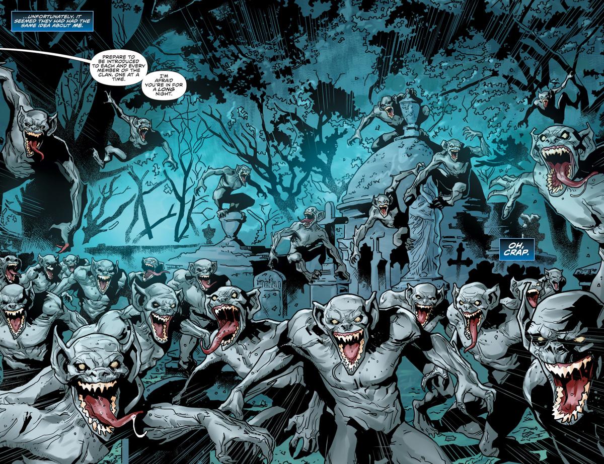 Ghoul Army by Diego Galindo