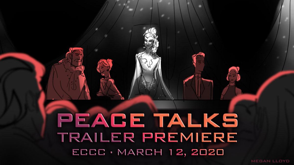 Peace Talks Trailer Premiere