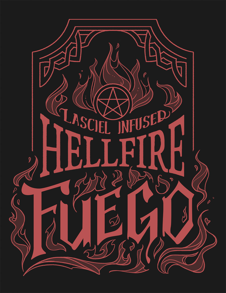 Fuego by Anie Miles