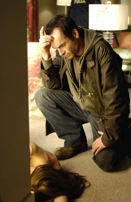 Paul Blackthorne as Harry Dresden in the Sci-Fi Channel pilot