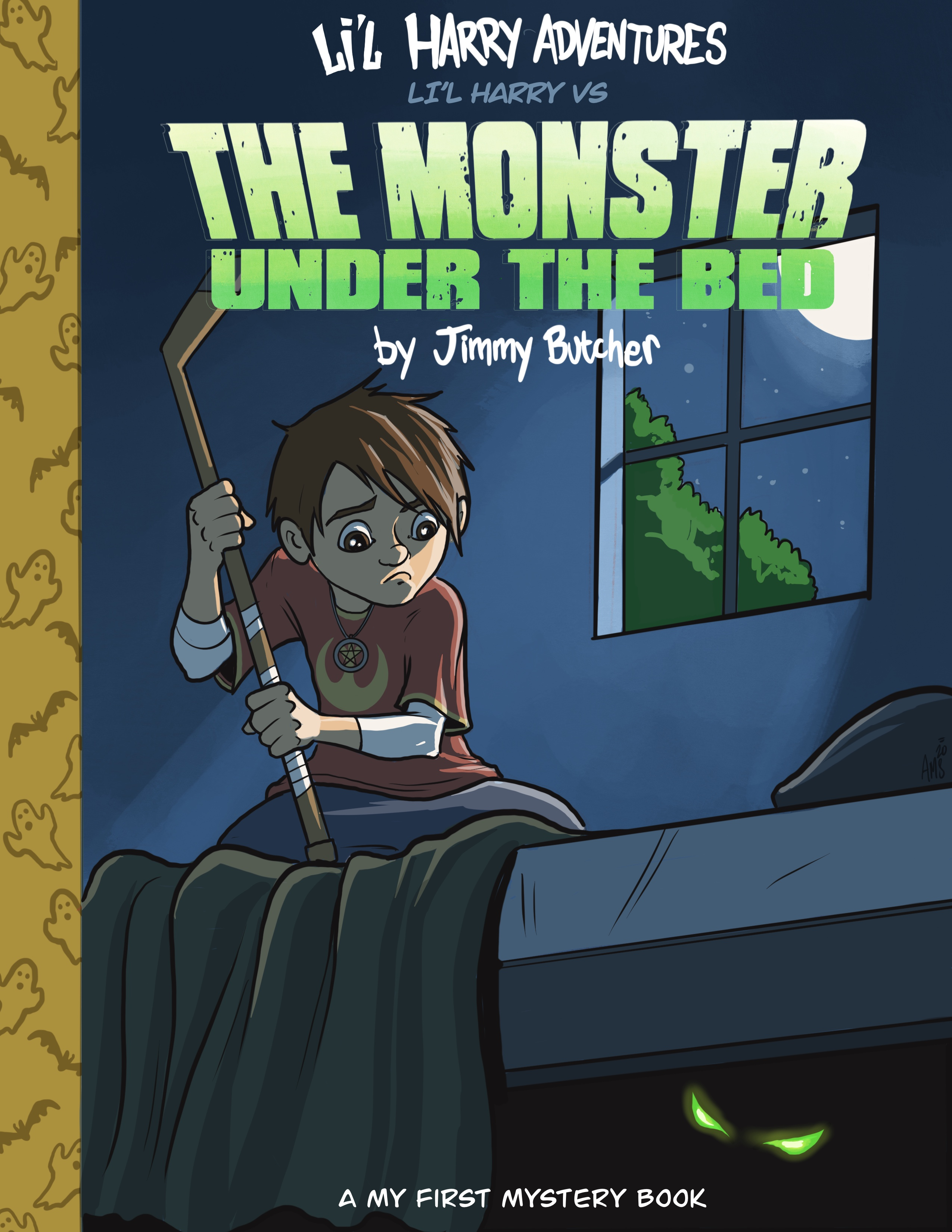 Li'l Harry Adventures: Li'l Harry vs the Monster Under the Bed