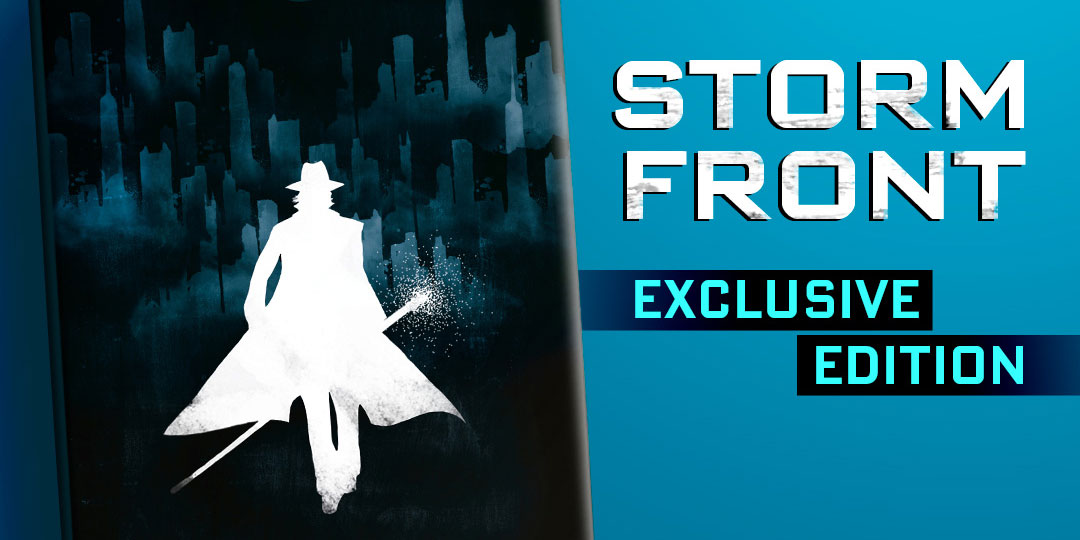 Storm Front Con Exclusive Edition
