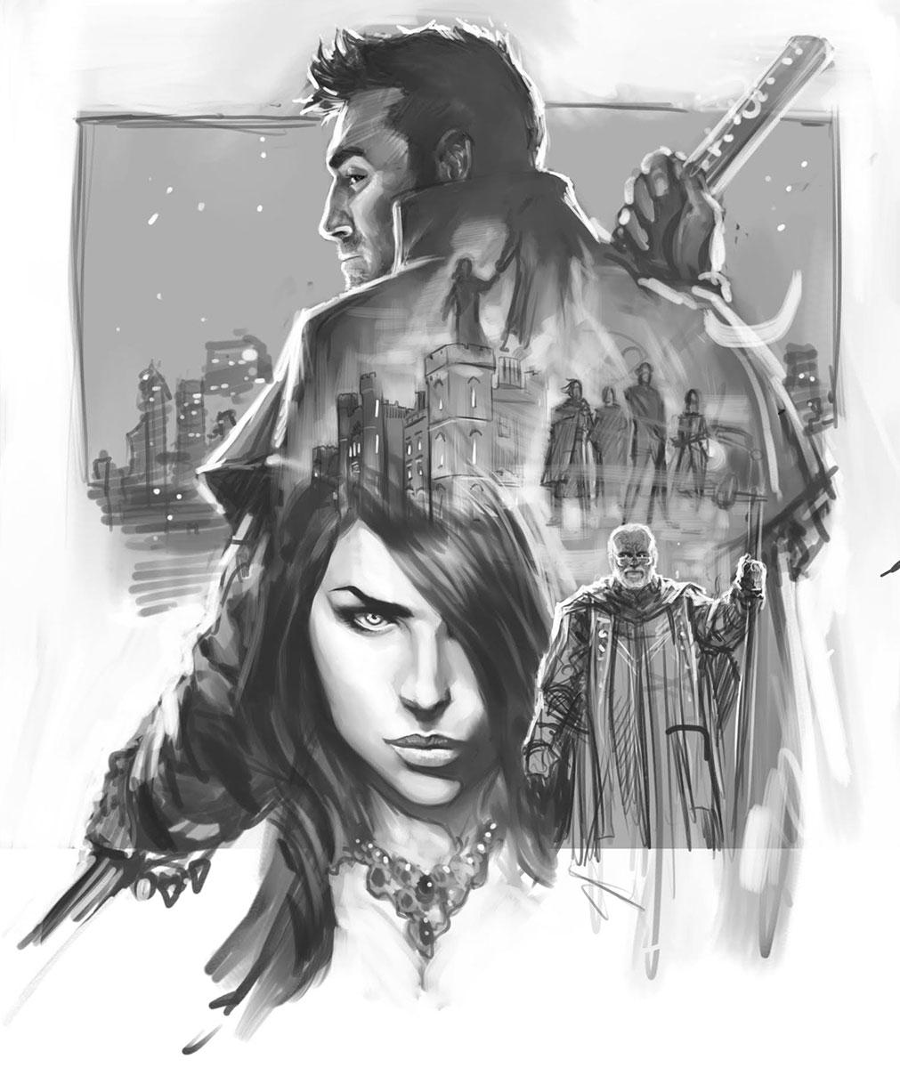 Tyler Walpole - Realized Sketch