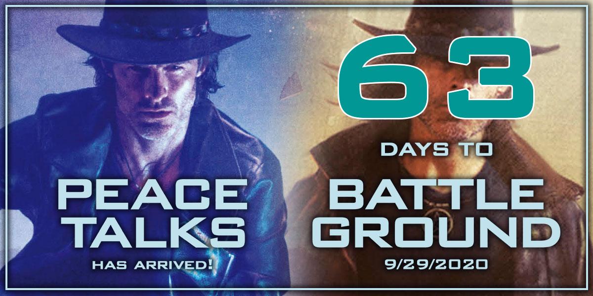 63 Days to Battle Ground