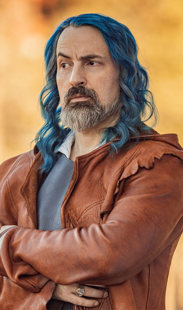 Jim Butcher 2020 Author Portrait by Torre Neal / WeNeals Photography