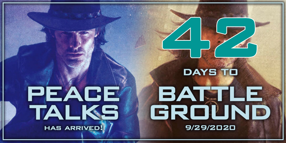 Countdown for August 18th -- 42 days until Battle Ground