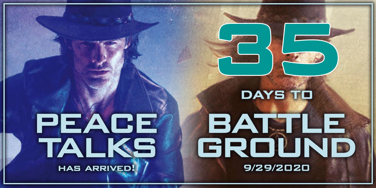 As of 8/25, there are 35 days to Battle Ground!